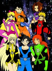 Rise of the Manga Lanterns by Primal-Mythos