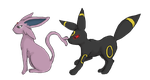 #Pokeddexy - Day 19 - Fav. Eeveelution by a-neverending