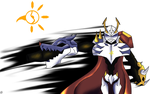 Omnimon by Thesimpleartist4