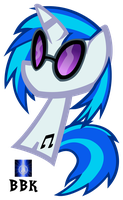Reimagine - Vinyl Scratch by BB-K
