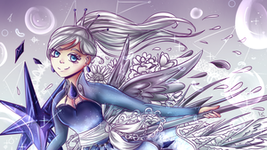 ~:Weiss:~ by KarmaMoonshadow