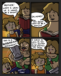 Swords VIII by mjwills