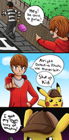 So this is basically Detective Pikachu right? by thegamingdrawer