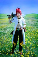 Luke Fon Fabre - Tales of the Abyss by EliotCosplay
