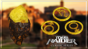 Tomb Raider: Classic Series - God stones by Shyngyskhan