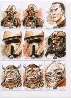 :icontdastick: Star Wars Rogue One Series 2 - 04 by tdastick