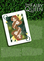 The Fairy Queen - display version by SheilaSunshine