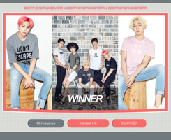 Photopack 21119 - WINNER by southsidepngs