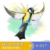 Boldee by Lucky-Trident
