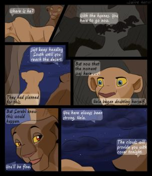 The Untold Journey p2 by Juffs