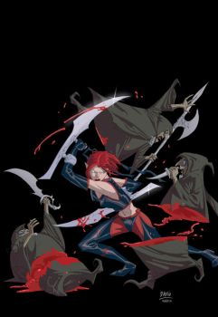 -BloodRayne by natemh
