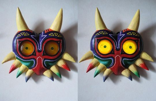New Mask II by Viveeh