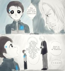Hello, I,m Connor by LittleLory