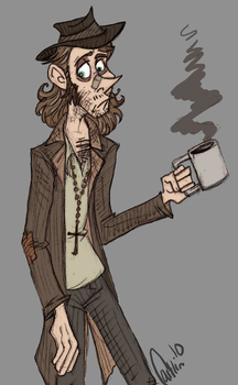 Wake up and smell the coffee by Kaaziel