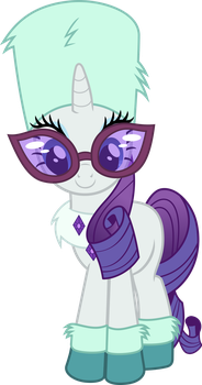 Rarity - Winter Style by Magister39