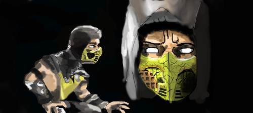 Scorpion Mkx by NickyWuh