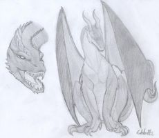Dragons by Edelweiss3