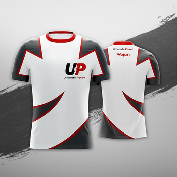T-shirts for UP TEAM! ODRER YOURS! by Qeesec