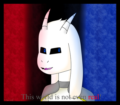 Not even real [Fake screenshot] by Lilienwald
