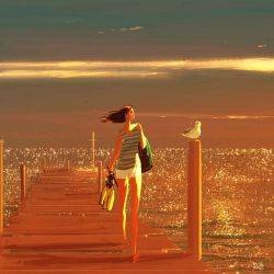 Just like that by PascalCampion