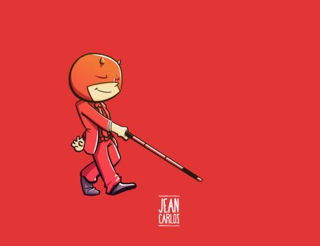 Daredevil by ilustrajean