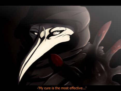 '-My cUre iS tHe MosT eFfecTivE...' [FA] by PandorARTS