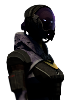 Blender Tali 2 by Spartanburger