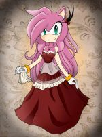 Lady Amy Rose by Kyunsei