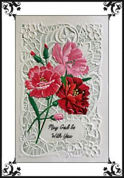 flowers and lace by yesterdays paper-dc29dt4 2AMGB by SirIvyPink