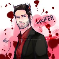 Lucifer morningstar by XanChan