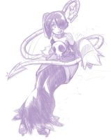 Squigly and leviathan by EymBee