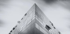 The Glass Fortress by NicolasAlexanderOtto