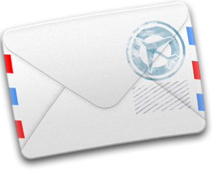mail icon by cavalars