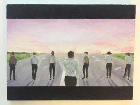 3 Years with BTS by ThousandEnemies
