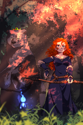Brave by DuckLordEthan