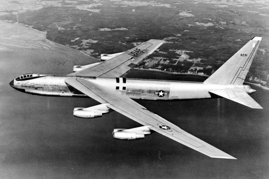 Boeing YB-52 Stratofortress by GeneralTate