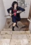 Saya kisaragi : Blood-c 'the last dark' : Cosplay by Moon-Pie-Panda