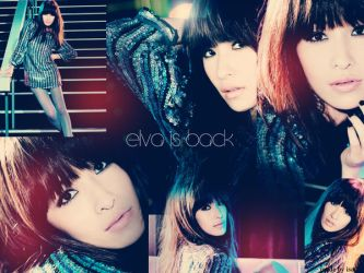 Elva is back by isa-ayu