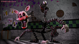 The Mangle by TF541Productions
