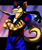 FANART: Swat Kats T-Bone by Umeko