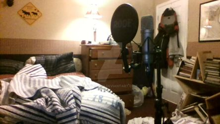 Voice Over Home Studio (Updated Image) by Spyro1267