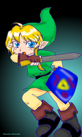 Link - child by Minako001