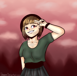 #46//Mountain View by colorvamp