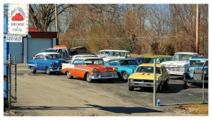 The Classic Car Lot by TheMan268