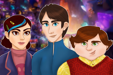 Trollhunters by AnchoredTether