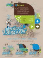 MySpace Profile ShallowWaves 2 by Write-Off