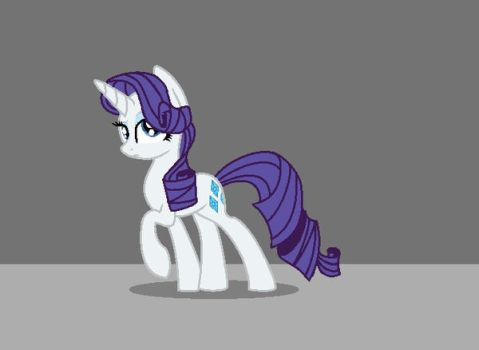 Rarity by EarthPonyProjects