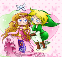 .: Collab: Hey Babe~ :. by PinkPrincessBlossom