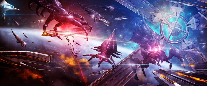 Mass Effect 3 - An End, Once And For All by Azagth