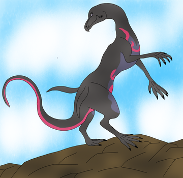 Salazzle by PittheKidIcarus